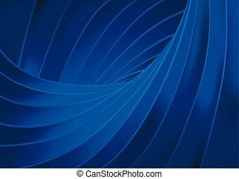 blu, struttura, fondo