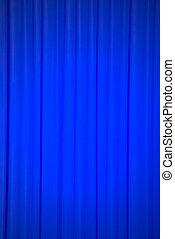 blu, tenda