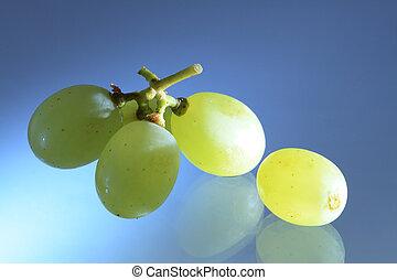 blu, uva