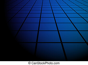 Blue Abstract Background - Abstract Background - Blue Floor ...