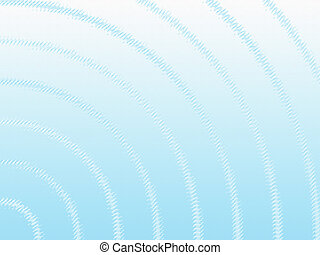 Blue abstract background with divorces in the form of a...