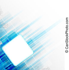 Blue abstract background - Vector blue abstract background...