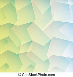 Blue abstract design template vector background concept