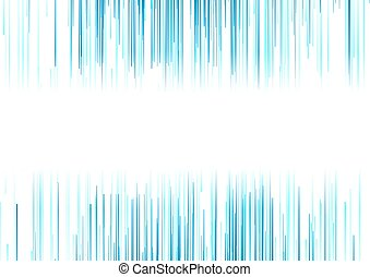 Blue abstract lines technology futuristic background