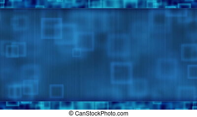 blue abstract loopable background f