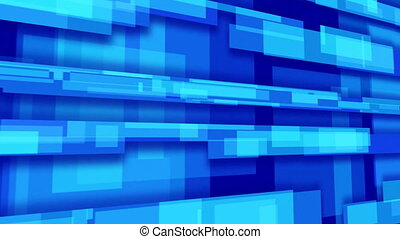 blue abstract loopable background