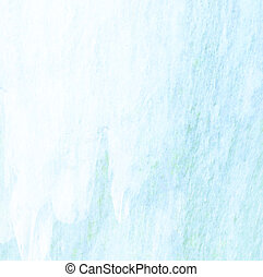 blue abstract painted background