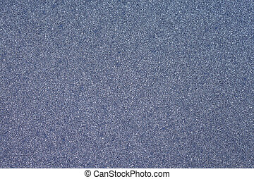 Blue abstract plastic background