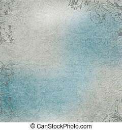 blue and grey textured abstract background
