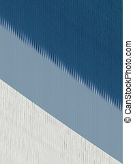 Blue and White Diagonal Abstract Background