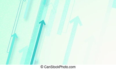 blue arrow strips loopable background
