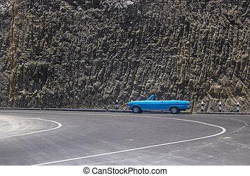 blue autó, átváltható