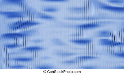 Blue background - Beautiful blue background with wawes