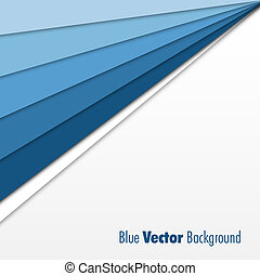 Blue Background - Blue business background