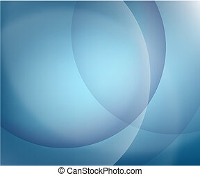 Blue Background - Blue abstract background