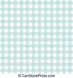 Blue background of plaid pattern, illustration