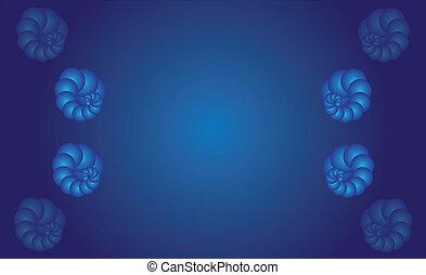 blue background wallpaper