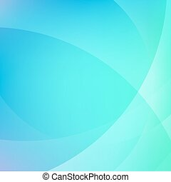 Blue Background With Line With Gradient Mesh, Vector...
