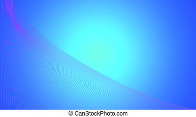 Blue background with pink lines