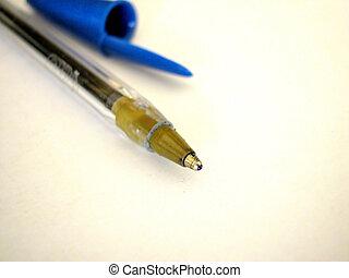 pen and cap