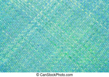 blue bamboo texture - blue bamboo craft texture background