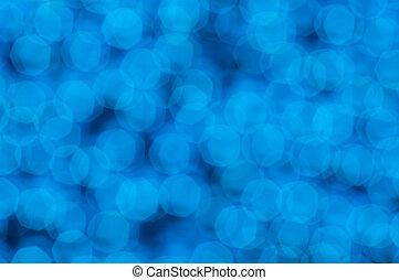 blue beads beautiful background