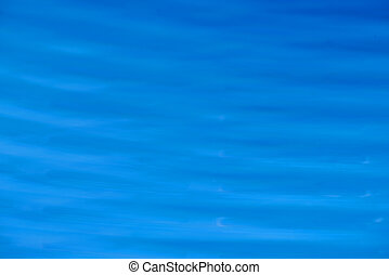 blue blurred background with waves