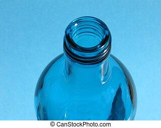 Blue Bottle I