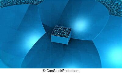 blue box complex structures