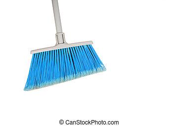 Blue Broom