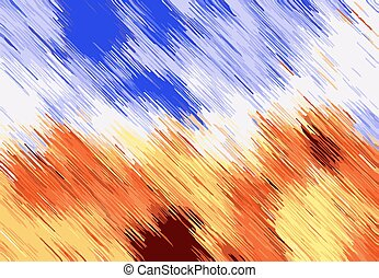 blue brown and white painting texture abstract background