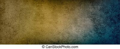 Blue brown background