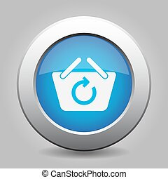blue button - shopping basket refresh
