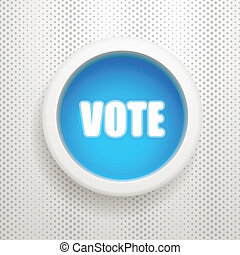 Blue button: Vote