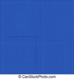 Blue canvas textured vector background to use as background, texture, mask or bump. Seamless vector pattern.
