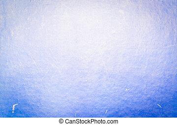 Blue cardboard paper texture
