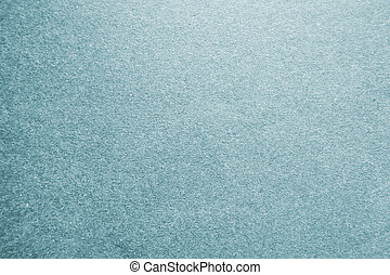 Blue cardboard texture or background