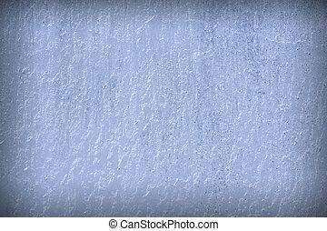 blue cement background