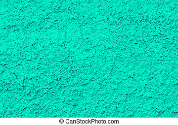 blue cement wall as background or texture