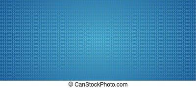 blue checkered Oktoberfest background
