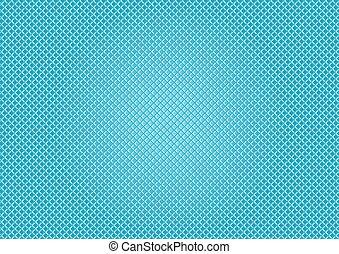 Blue Checkered Texture
