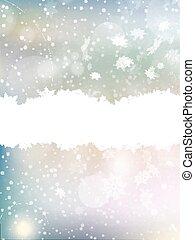 Blue Christmas Background. EPS 10