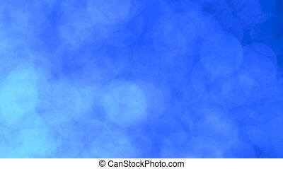 Blue Christmas or New Year background