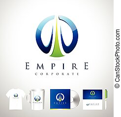 Business Corporate Vector Logo