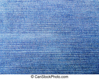 Blue Close up wale jean Texture background