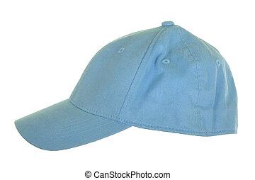 Blue Cloth Cap
