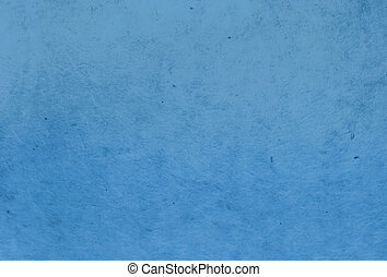 blue color mulberry paper texture background