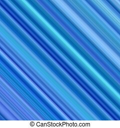 Blue colorful diagonal lines abstract background.