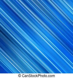 Blue colors diagonal lines abstract background.