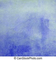 Blue concrete background